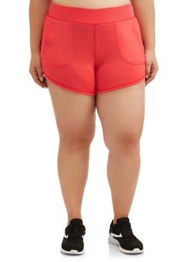 f7b636230a637 Product Image Women's Core Active Plus Size Gym Short