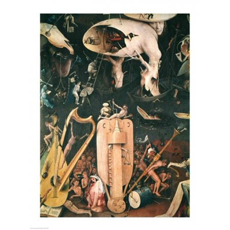 Hieronymus Bosch, hell detail ile ilgili görsel sonucu
