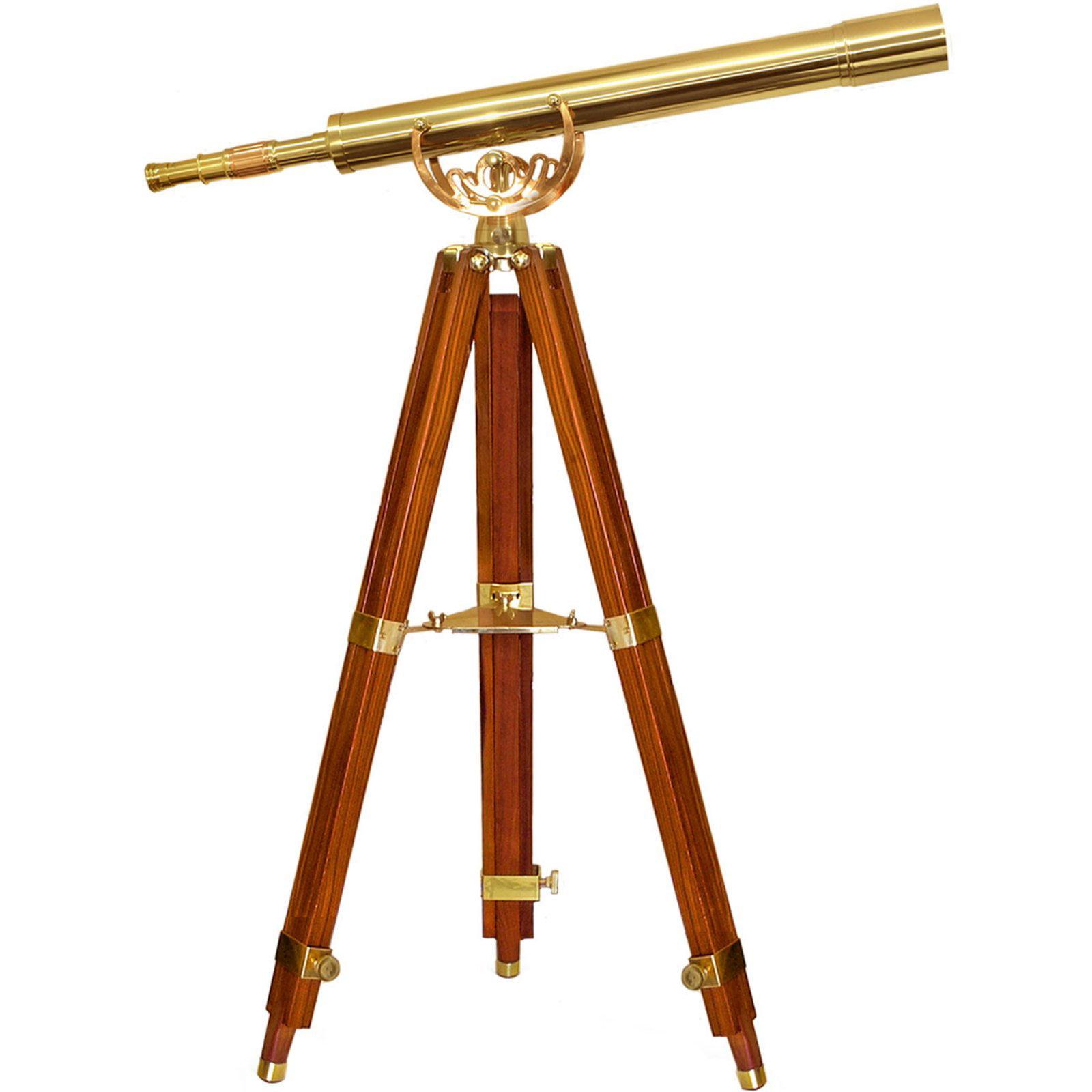 Barska 32x80 Anchormaster Brass Telescope by Barska