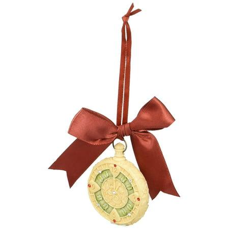 Heart of Christmas Santa s Watch Ornament 2.17 IN By Enesco