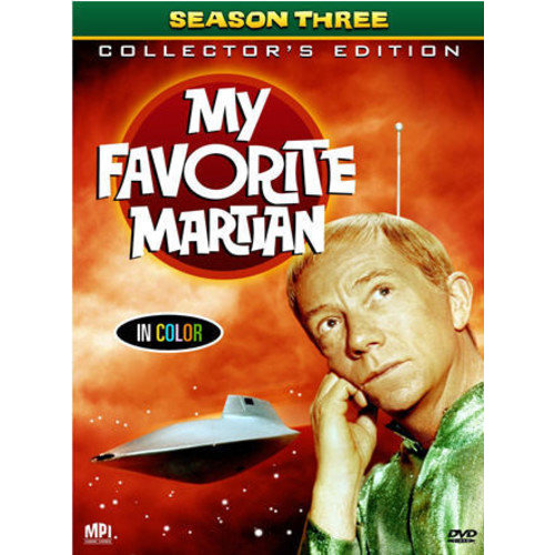 My Favorite Martian: Season Three (Full Frame)