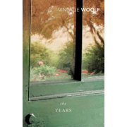 The Years (Vintage Classics Woolf Series) (Paperback)