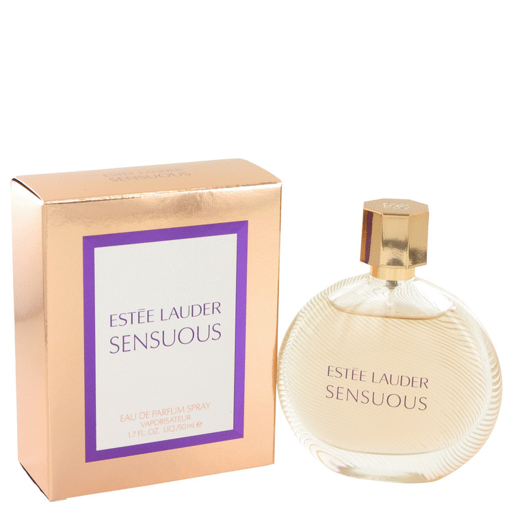 Sensuous Eau De Parfum Spray 1.7 oz For Women 100% authentic perfect as a gift or just everyday use