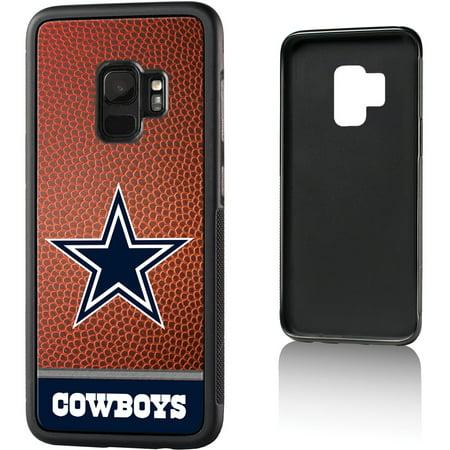 Dallas Cowboys Galaxy Bump Case with Football Design