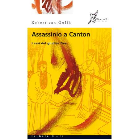 Assassinio a Canton - eBook (Canton Mall Stores)