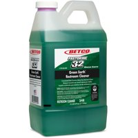 Betco, BET5484700, Green Earth Restroom Cleaner, 4 / Carton, Green