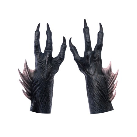 DC Aquaman Movie Trench Person Adult Latex Hands (Possessed Person Halloween)