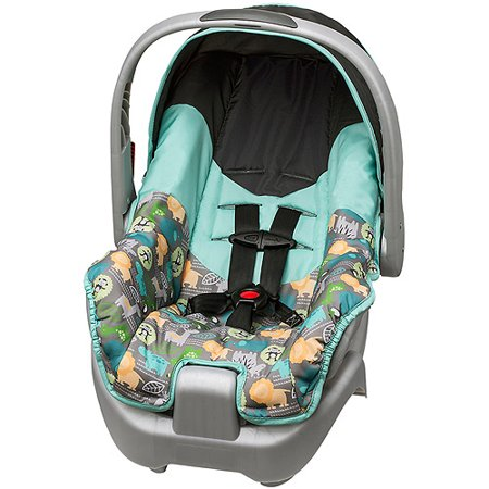 evenflo nurture infant car seat choose your pattern. Black Bedroom Furniture Sets. Home Design Ideas