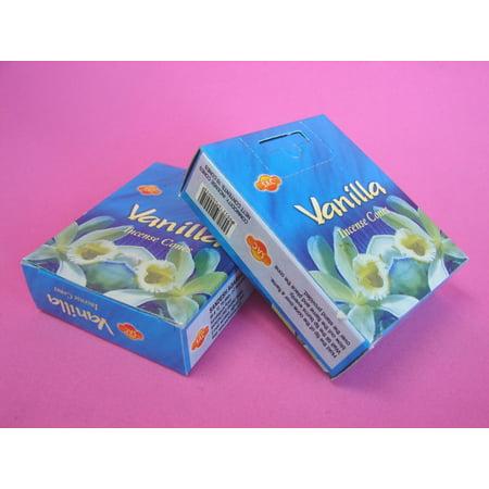 2 Boxes of Sac Vanilla Incense Cones
