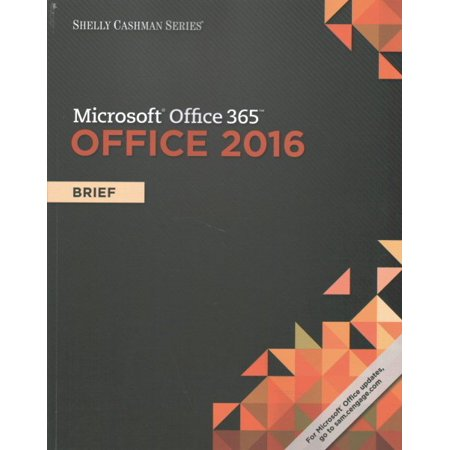 Shelly Cashman Microsoft Office 365 & Office 2016 Promo Code