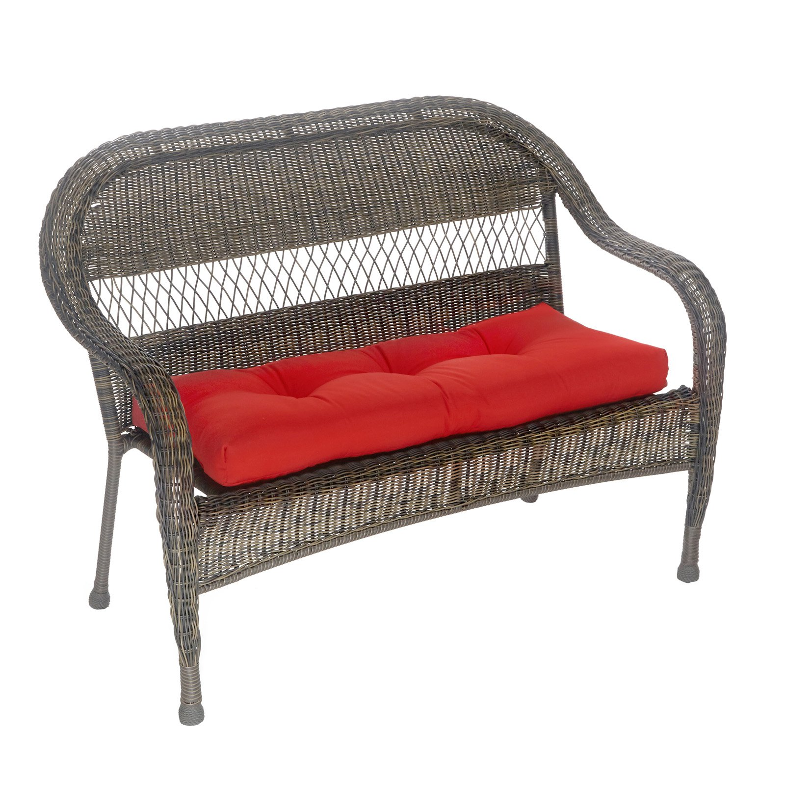 Klear Vu Easy Care 43 x 19 Outdoor Bench Cushion