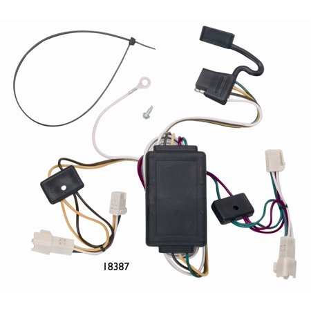 vehicle to trailer wiring harness connector harness 118387. Black Bedroom Furniture Sets. Home Design Ideas