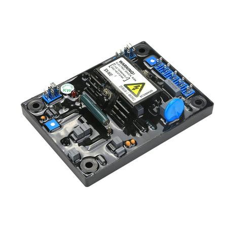 Avr Voltage Regulator (AVR SX460 Automatic Voltage Volt Regulator Replacement For)