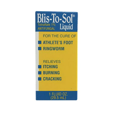Blis-To-Sol Athletes Foot And Ringworm Antifungal Liquid - 1