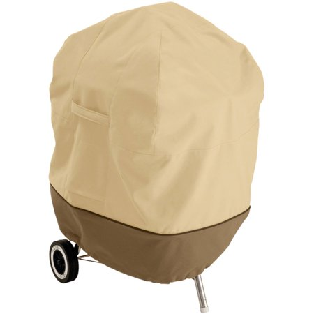 Classic Accessories Veranda Kettle Barbecue Bbq Grill Patio Storage Cover  Up To 26 5   Diameter