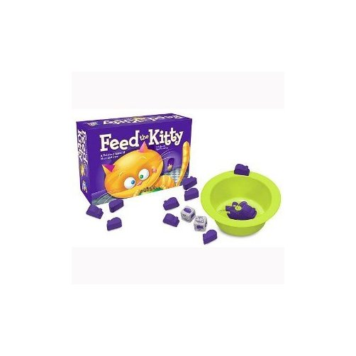Feed The Kitty Multi-Colored