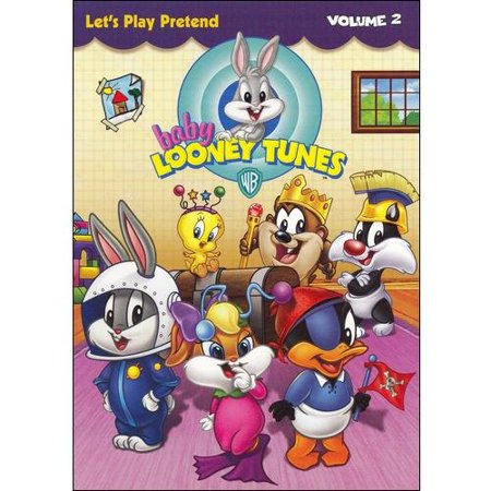 Baby Looney Tunes, Vol. 2: Let's Play Pretend (Full Frame)