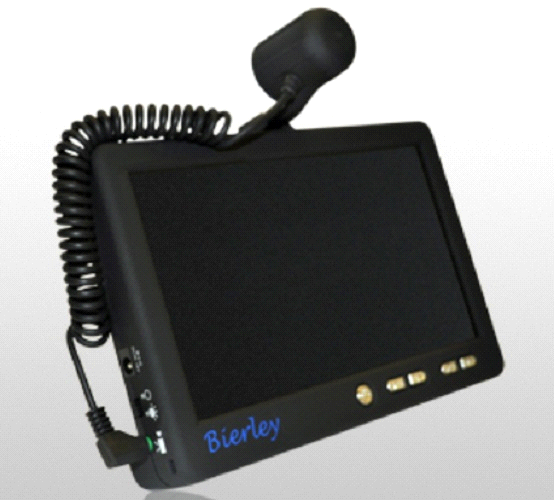 Bierley S-7 Electronic Magnifier Color LCD Monitor by