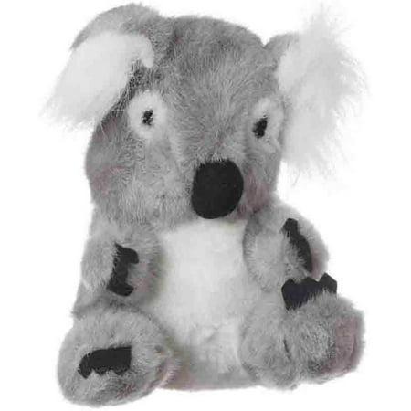 Multipet International Look Who's Talking Koala Bear Pet Toy ()