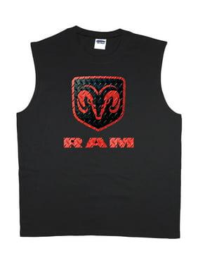 3b9f29f3519 Product Image Dodge Ram t-shirt sleeveless t-shirt muscle tee for men
