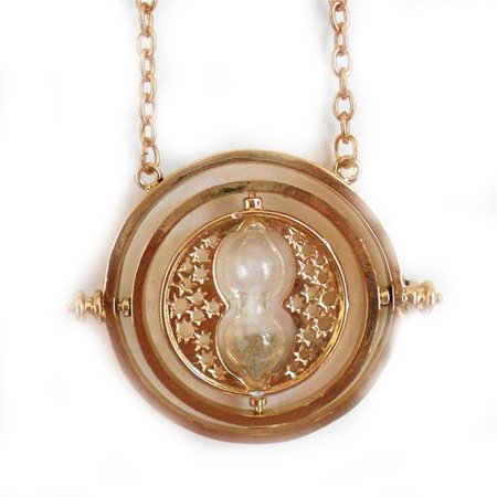 Harry Potter Time Turner 18 Necklace In Gift Box