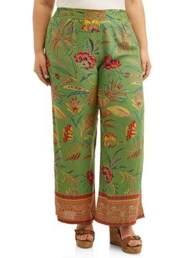a476da84944 Product Image Women s Plus Size Soft Pant with elastic waist