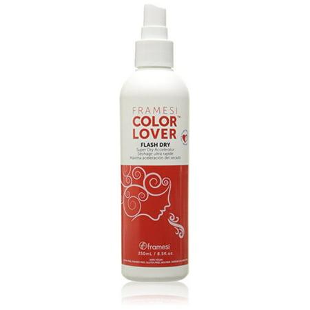 Framesi Color Lover Flash Dry ? Super Dry Accelerator 8.5oz