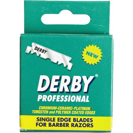 Derby  Professional Single Edge Razor Blades 100 ea ()
