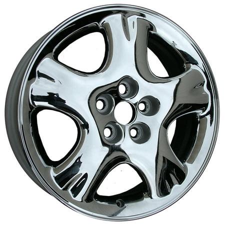 (New 16x6 Aluminum Alloy Wheel, Rim Chrome Plated - 2160)