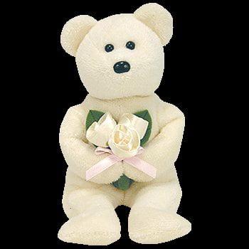 Beanie Baby   Dear One The Bear  Hallmark Gold Crown Exclusive   Hallmark Gold Crown Exclusive By Ty