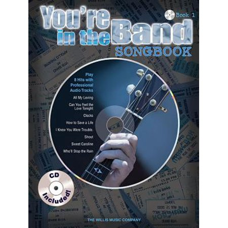 You're in the Band - Songbook 1 ()