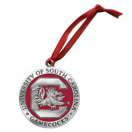 South Carolina Gamecocks Logo Ornament