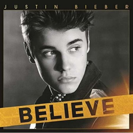 Justin Bieber - Believe - Vinyl