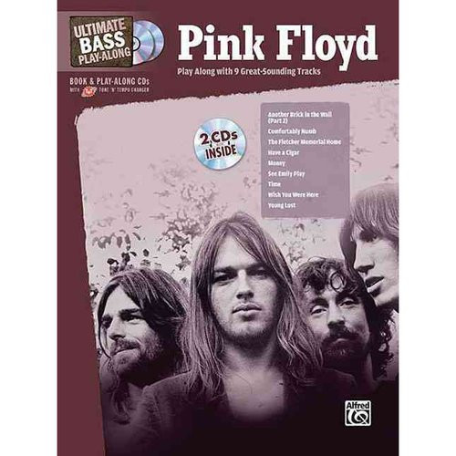 Pink Floyd (Ultimate Bass Play-along)