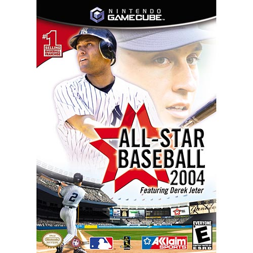 Image of All-Star Baseball 2004 GameCube