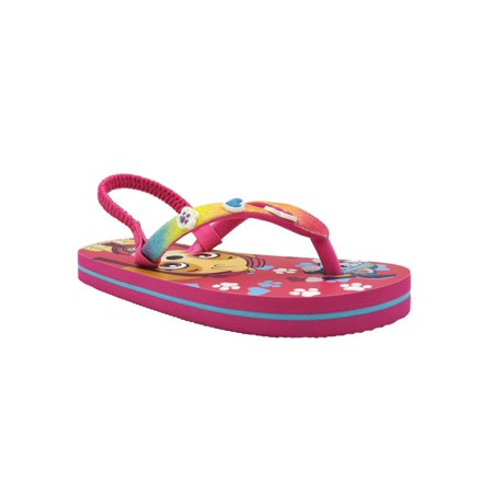 South Carolina Flip Flops - Toddler Girls' Beach Flip Flop