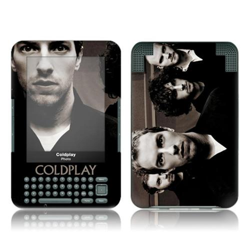 Zing Revolution MS-CP10210 Amazon Kindle 3- Coldplay- Photo Skin