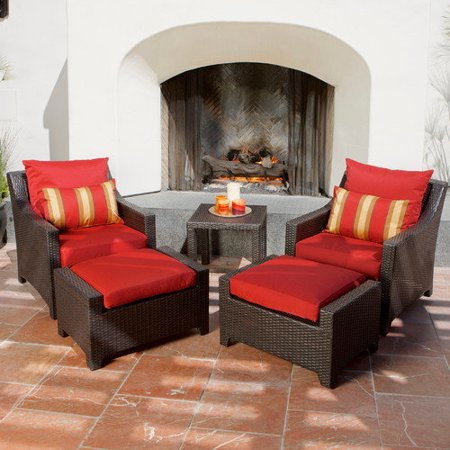 Rst Brands Rst Cantina Club Chairs With Side Table Set