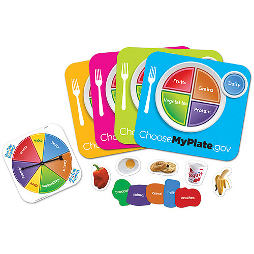 Healthy Helpings MyPlate Game