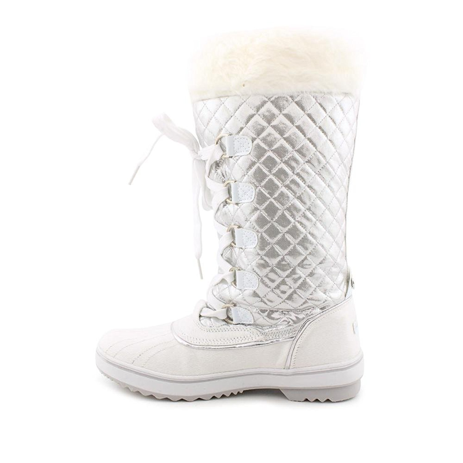 Baby Phat Squirt Boot Lace Up Women's Boots