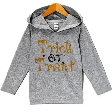 Custom Party Shop Baby Trick or Treat Halloween Hoodie - 4T