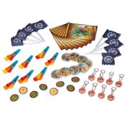 Jake and the Never Land Pirates Party Favor Pack, Value Pack, Party Supplies by American Greetings