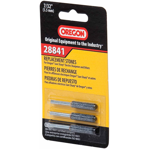 "Oregon Chain 28841 7/32"" Electric Sure Sharp Replacement Sharpening Stones"