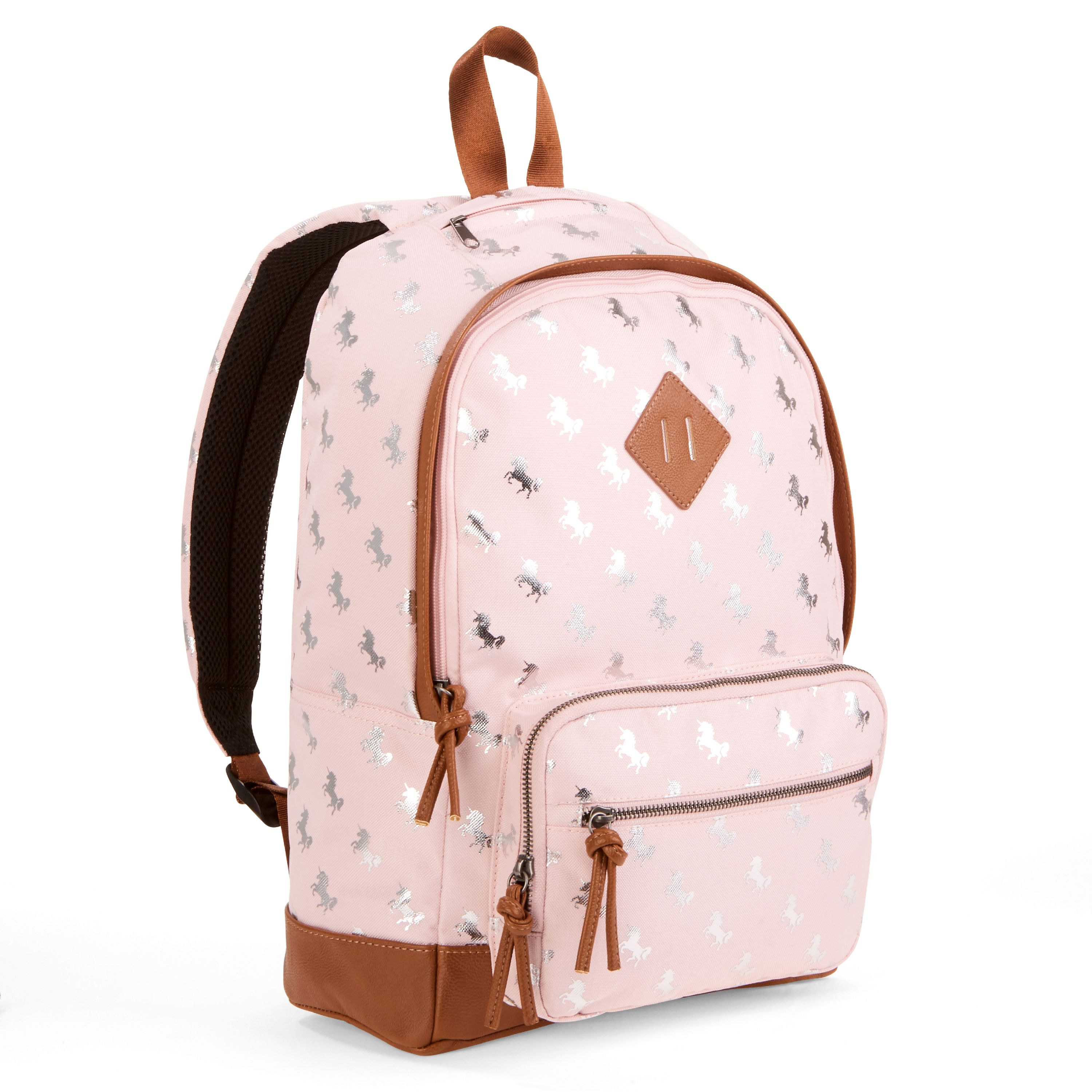 Pink Quartz Unicorn Dome Backpack