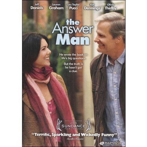 The Answer Man (Widescreen)