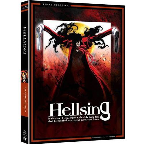 Hellsing: The Complete Series (Widescreen)