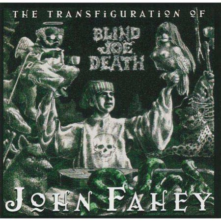 1965S The Transfiguration Of Blind Joe Death Is One Of John Faheys Most Mysterious Albums  Despite The Best Efforts Of Cadres Of Fahey Ologists  Its Still Not Entirely Known For Sure When Or Where The 15 Tracks Were Recorded  Regardless  The Resulting Collection Has An Odd Fragmentary Quality That Actually Enhances The Overall Album Rather Than Detracting From It  Skipping From Playful Eccentricities Like A Version Of The Old Standard  Bicycle Built For Two  To Impressionistic  Watery Originals Like The Sublime  The Death Of The Clayton Peacock   The Transfiguration Of Blind Joe Death Is An Endlessly Fascinating  Occasionally Impenetrable Delight  Complete Fahey Newcomers Might Want To Try A More Cohesive Effort Like The Legend Of Blind Joe Death  However