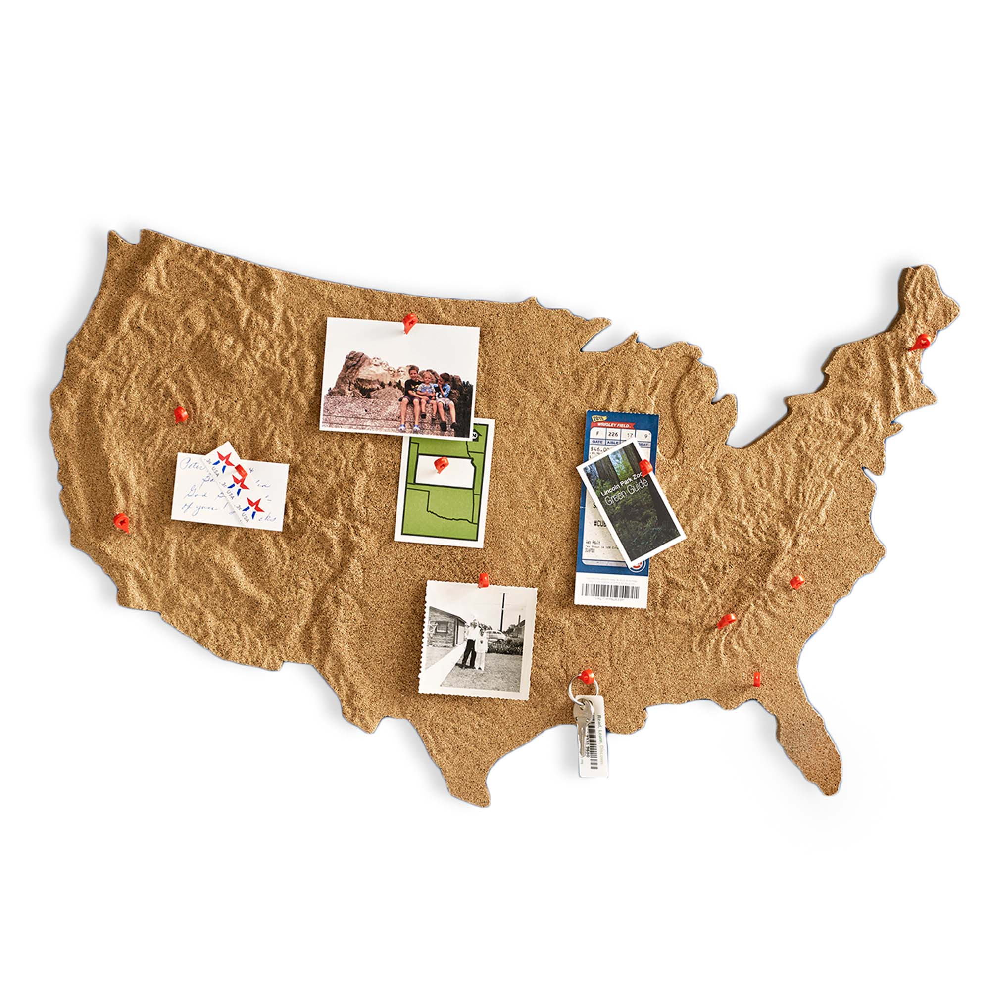 Design Ideas CrossCountry Message Board
