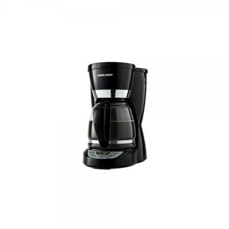 Black And Decker Coffee Maker Troubleshooting : Black & Decker CM1050B 12-Cup Programmable Coffeemaker, Black - Walmart.com