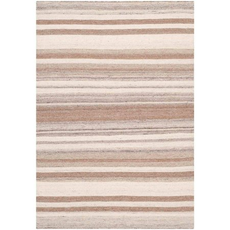 Safavieh Dhurrie Tom Striped Moroccan Area Rug or Runner
